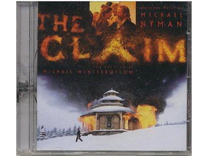 Vykoupení / Claim na hluchém potoku (soundtrack - CD) The Claim