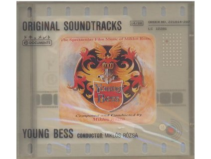 Young Bess (soundtrack - CD)