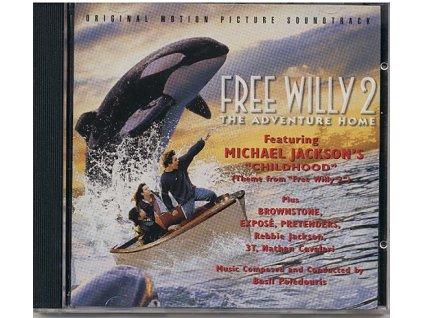 Zachraňte Willyho 2 (soundtrack - CD) Free Willy 2: The Adventure Home