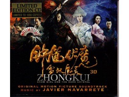 Zhong Kui: Snow Girl and the Dark Crystal (soundtrack - CD)