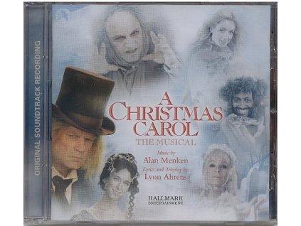 A Christmas Carol muzikál (CD)