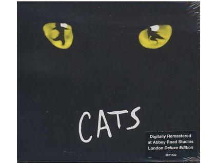 Cats Muzikál - Andrew Lloyd Webber (2 CD)