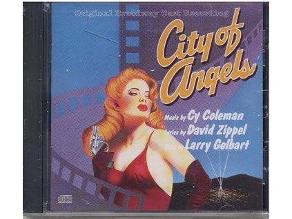 City of Angels Muzikál (CD)