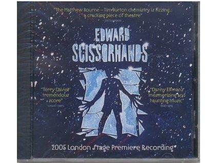 Edward Scissorhands Muzikál (CD)