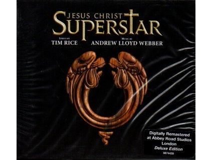 jesus christ superstar deluxe cd andrew lloyd webber