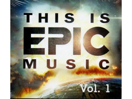 This is Epic Music vol. 1 (CD)