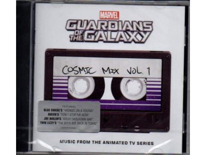 Strážci Galaxie (soundtrack - CD) Guardians of the Galaxy: Cosmic Mix vol. 1