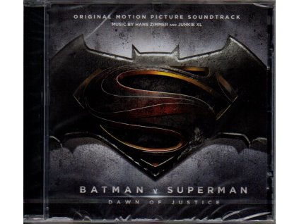 batman v superman dawn of justice soundtrack cd
