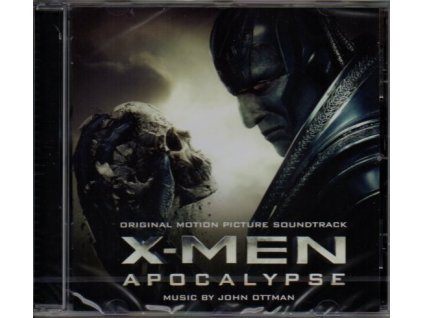X-Men: Apokalypsa (soundtrack - CD) X-Men: Apocalypse