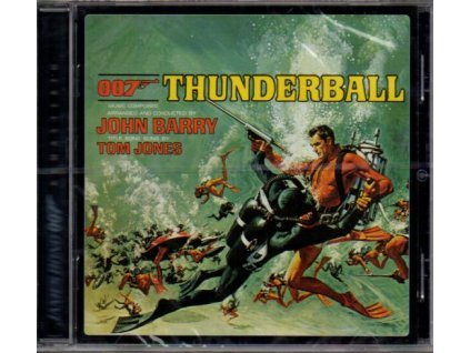 thunderball soundtrack john barry