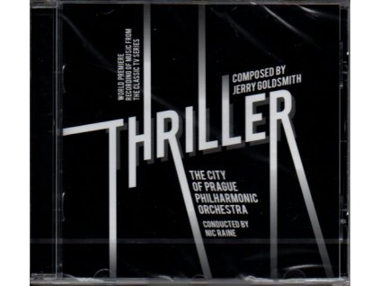thriller soundtrack jerry goldsmith