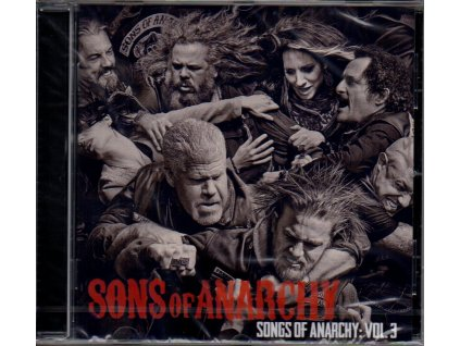 cd sons of anarchy songs of anarchy vol. 3