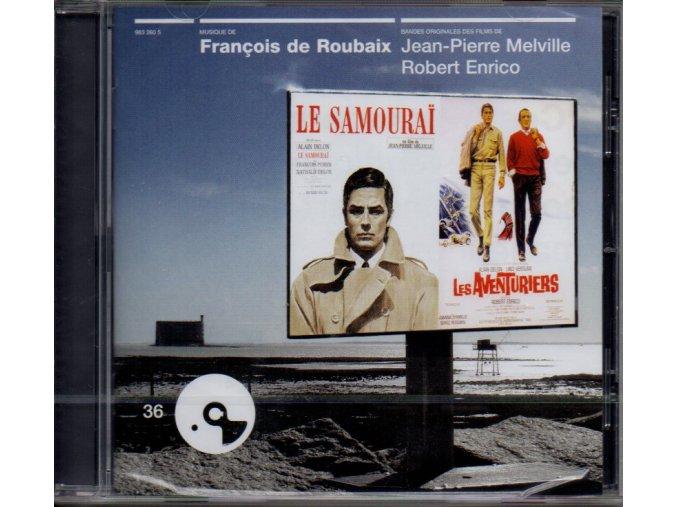 samourai aventuriers soundtrack de roubaix