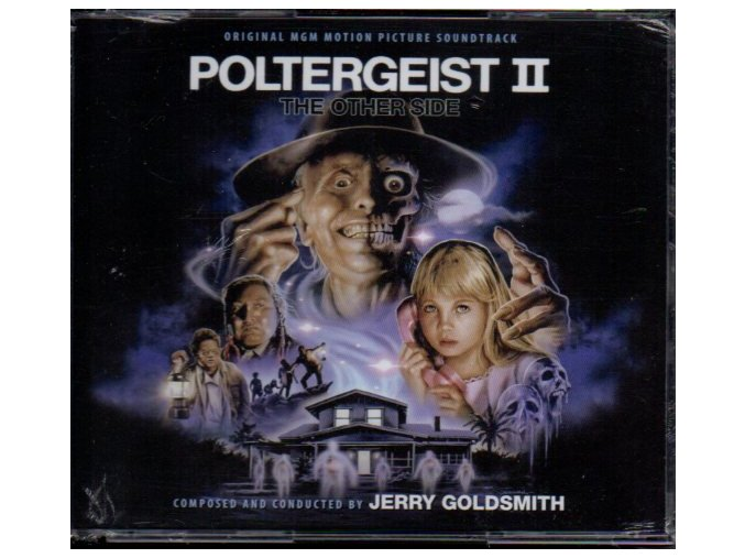 poltergeist II the other side soundtrack jerry goldsmith