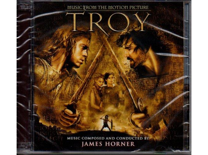 troy soundtrack 2 cd james horner