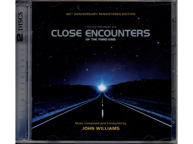 close encounters of the third kind soundtrack 2 cd john williams