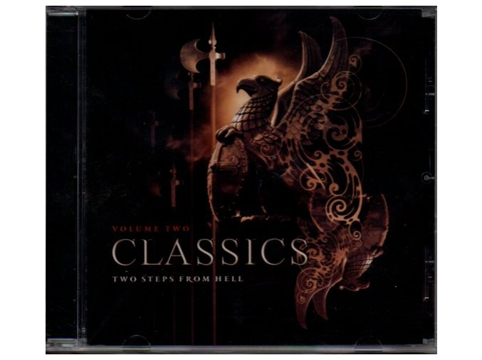 two steps from hell classics volume two cd