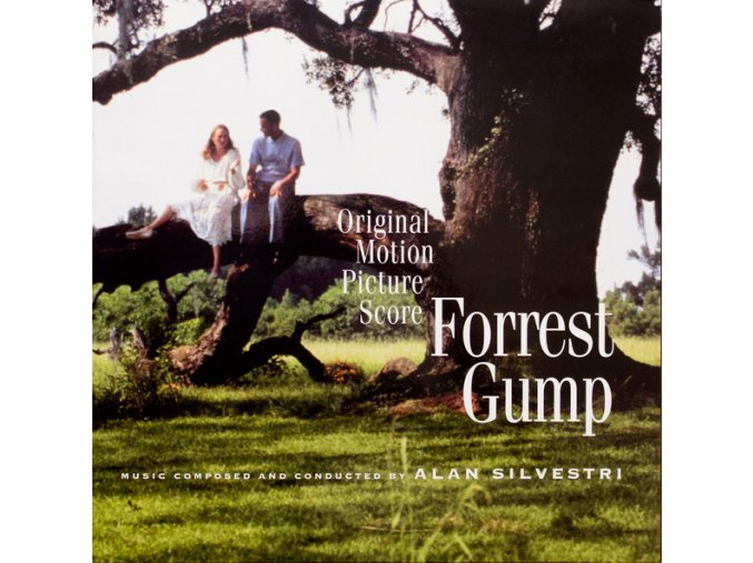 Forrest Gump Soundtrack Lp Vinyl Cd Soundtrack Cz
