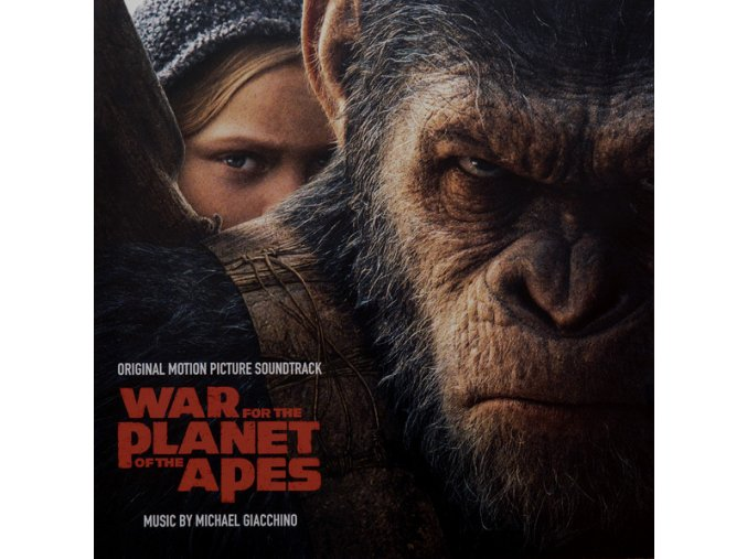 war for the planet of the apes lp vinyl soundtrack michael giacchino