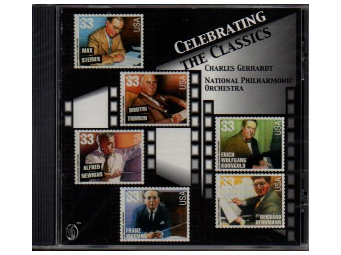 Celebrating the Classics (CD)