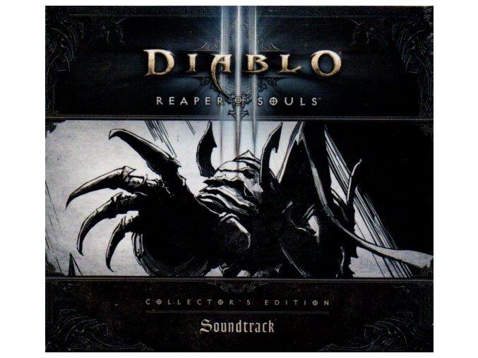 Diablo 3: Reaper of Souls (soundtrack - CD)