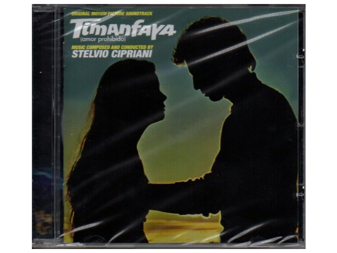 Timanfaya (soundtrack - CD)