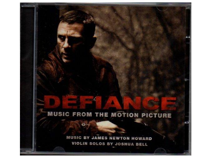defiance soundtrack james newton howard