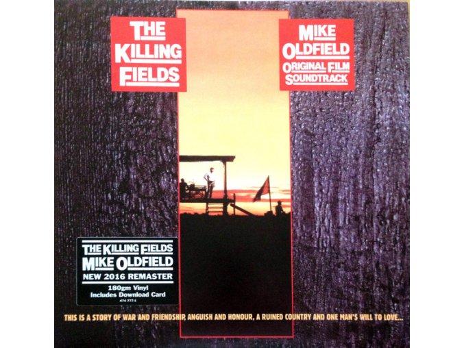 killing fields soundtrack lp vinyl mike oldfield