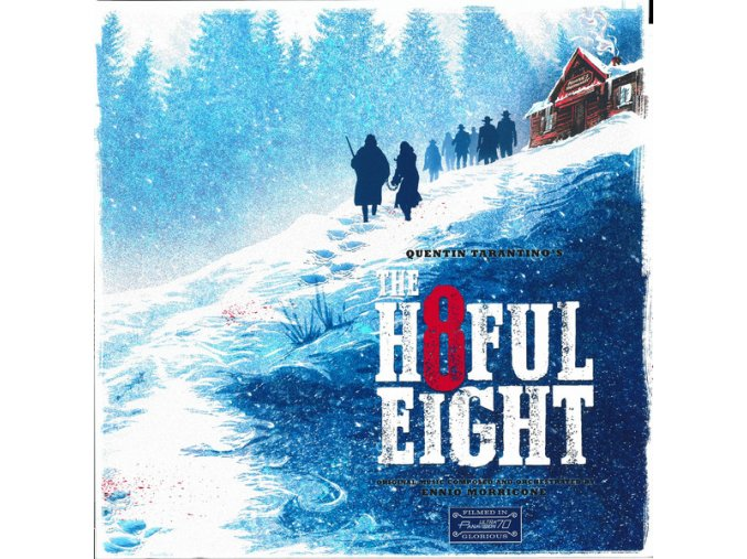hateful eight soundtrack lp vinyl ennio morricone