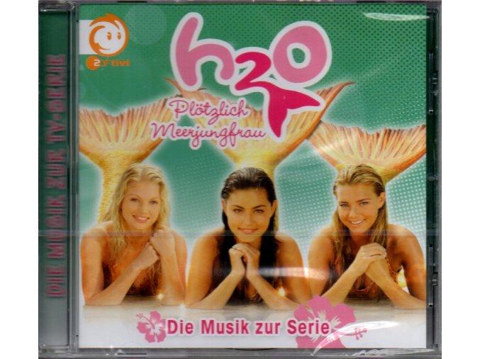h2o plotzlich meerjungfrau h2o just add watter soundtrack cd