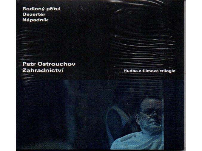 zahradnictví soundtrack cd petr ostrouchov