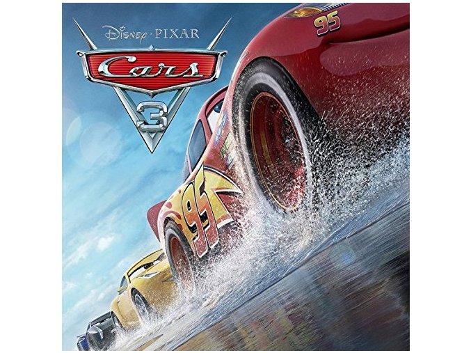 cars 3 soundtrack cd