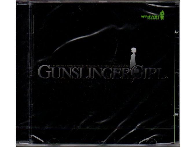 gunslinger girl soundtrack cd