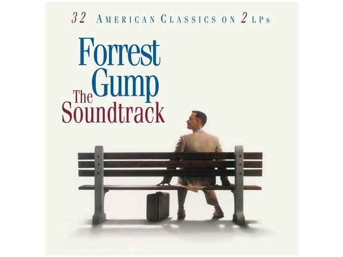 forrest gump soundtrack 2 lp vinyl