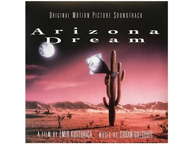 arizona dream soundtrack lp vinyl goran bregovic