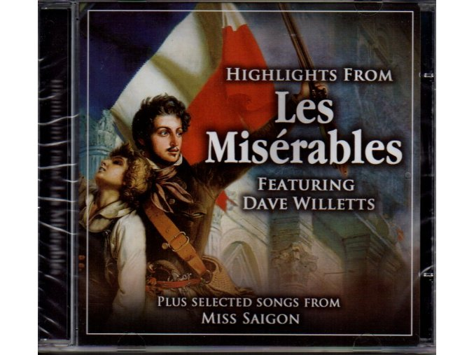highlights from les miserables cd