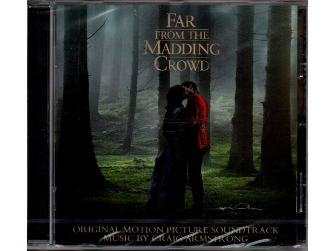 far from the madding crowd soundtrack cd craig armstrong