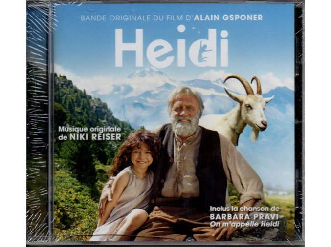 heidi soundtrack cd niki reiser
