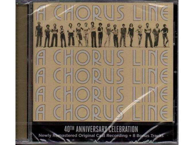 a chorus line muzikál cd