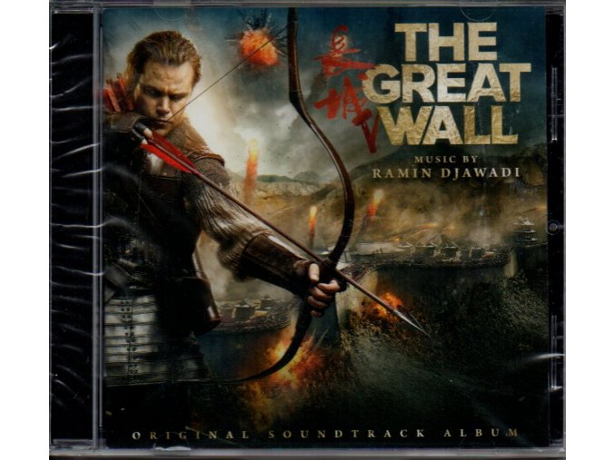 the great wall soundtrack cd ramin djawadi