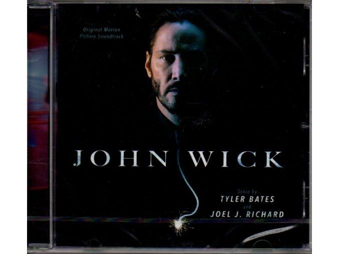 john wick soundtrack cd tyler bates