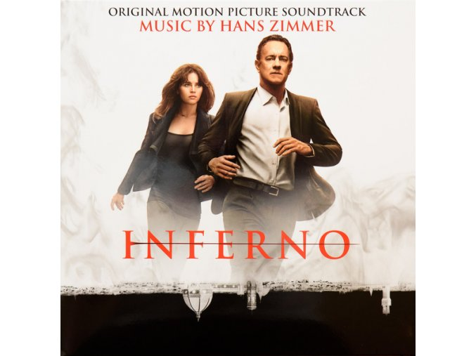 inferno soundtrack 2 lp vinyl hans zimmer