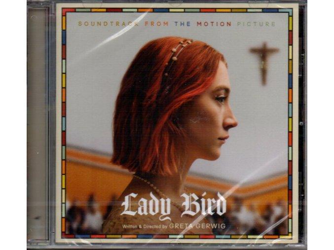 lady bird soundtrack cd