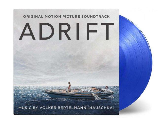 adrift soundtrack lp vinyl hauschka
