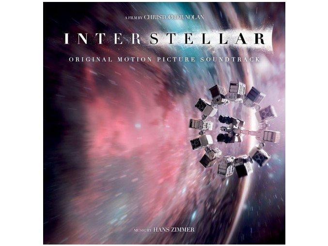 interstellar soundtrack 2 lp vinyl hans zimmer