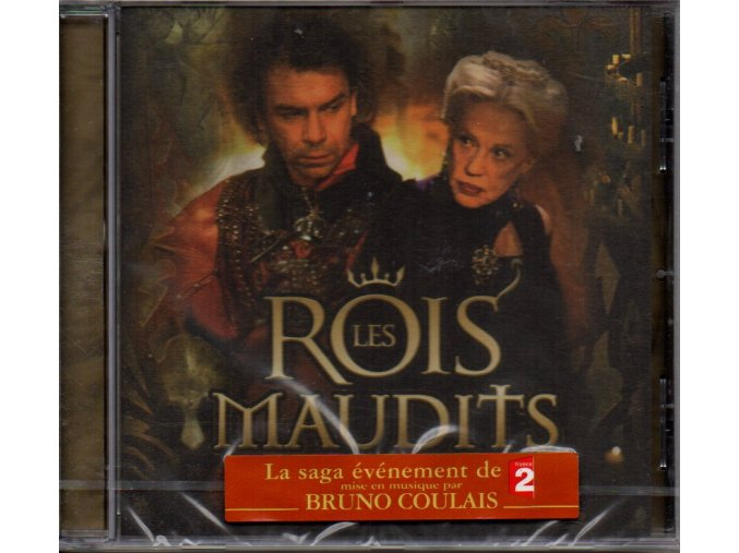 les rois maudits soundtrack cd bruno coulais