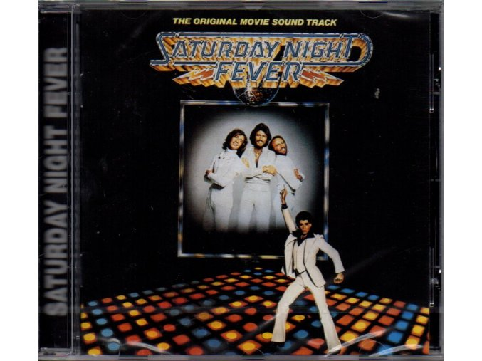 saturday night fever soundtrack cd