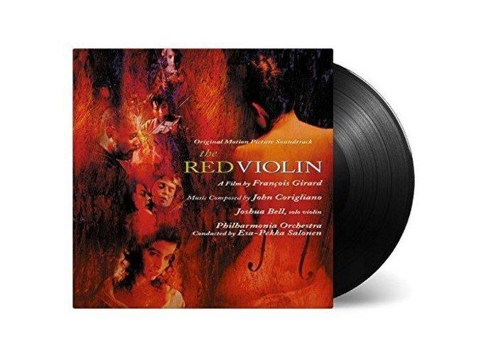 red violin soundtrack 2 lp vinyl joshua bell