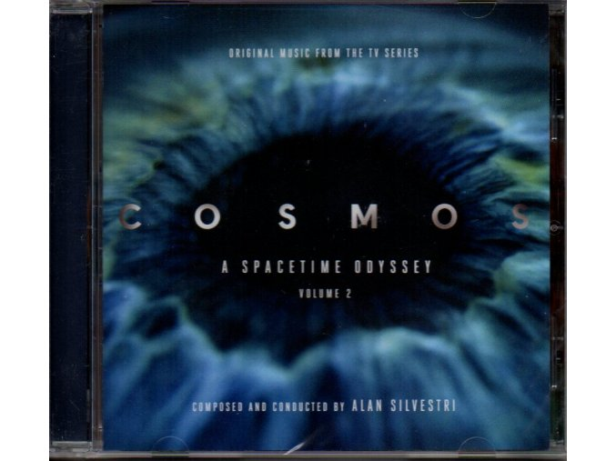 cosmos a spacetime odyssey volume 2 soundtrack cd alan silvestri