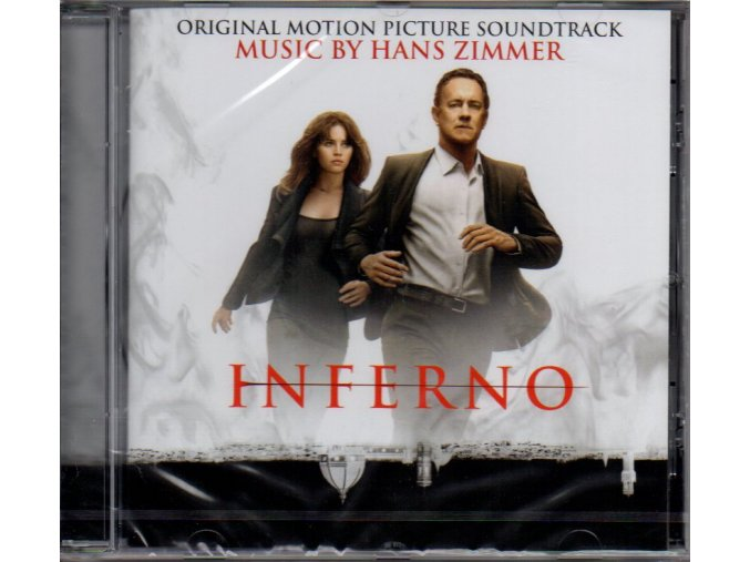inferno soundtrack cd hans zimmer